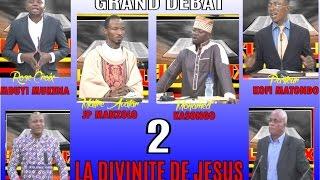COUP DU MAÎTRE ILLUMINEUX DÉBATS DIVINITÉ DE JÉSUS 3ème PARTIE