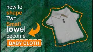 BABY CLOTH 2018 - TOWEL DESIGN