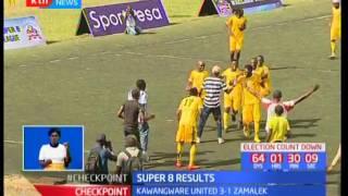 Kawangware FC thrash Zamalek in Super 8 results