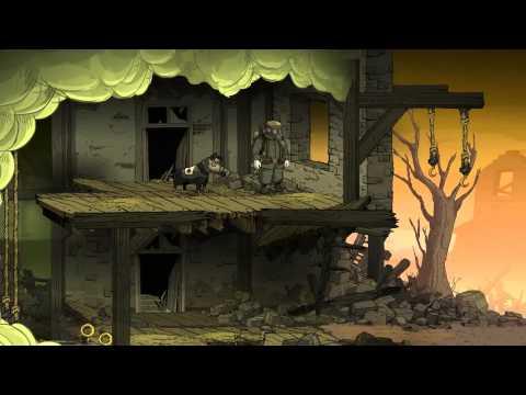 Valiant Hearts: The Great War - Глава 4. Деревянные кресты