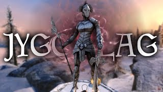 Jyggalag - The God of True Insanity, Order is Futile - Elder Scrolls Lore