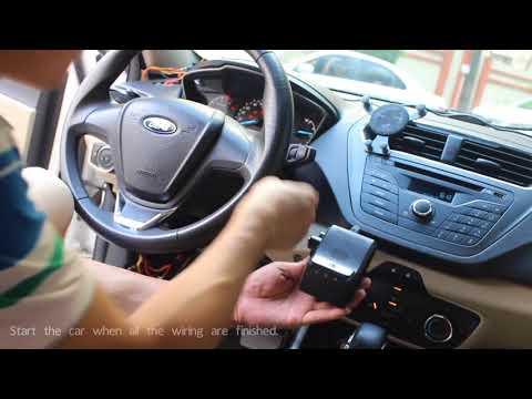 JC200 EdgeCam Pro Car Dashcam - смотреть онлайн на Hah Life