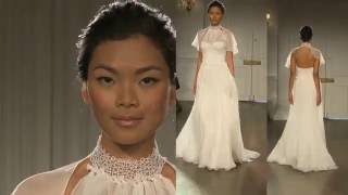 PETER LANGNER - Bridal Collection 2015, New York Runway Show
