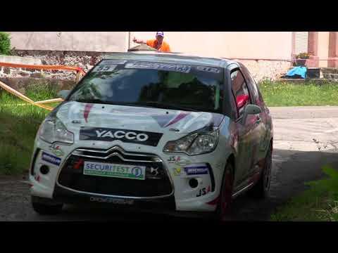 Rallye Vosges Grand Est 2019
