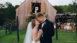 Southern Farm Wedding At J&D Farms // Sawyer & Taylor