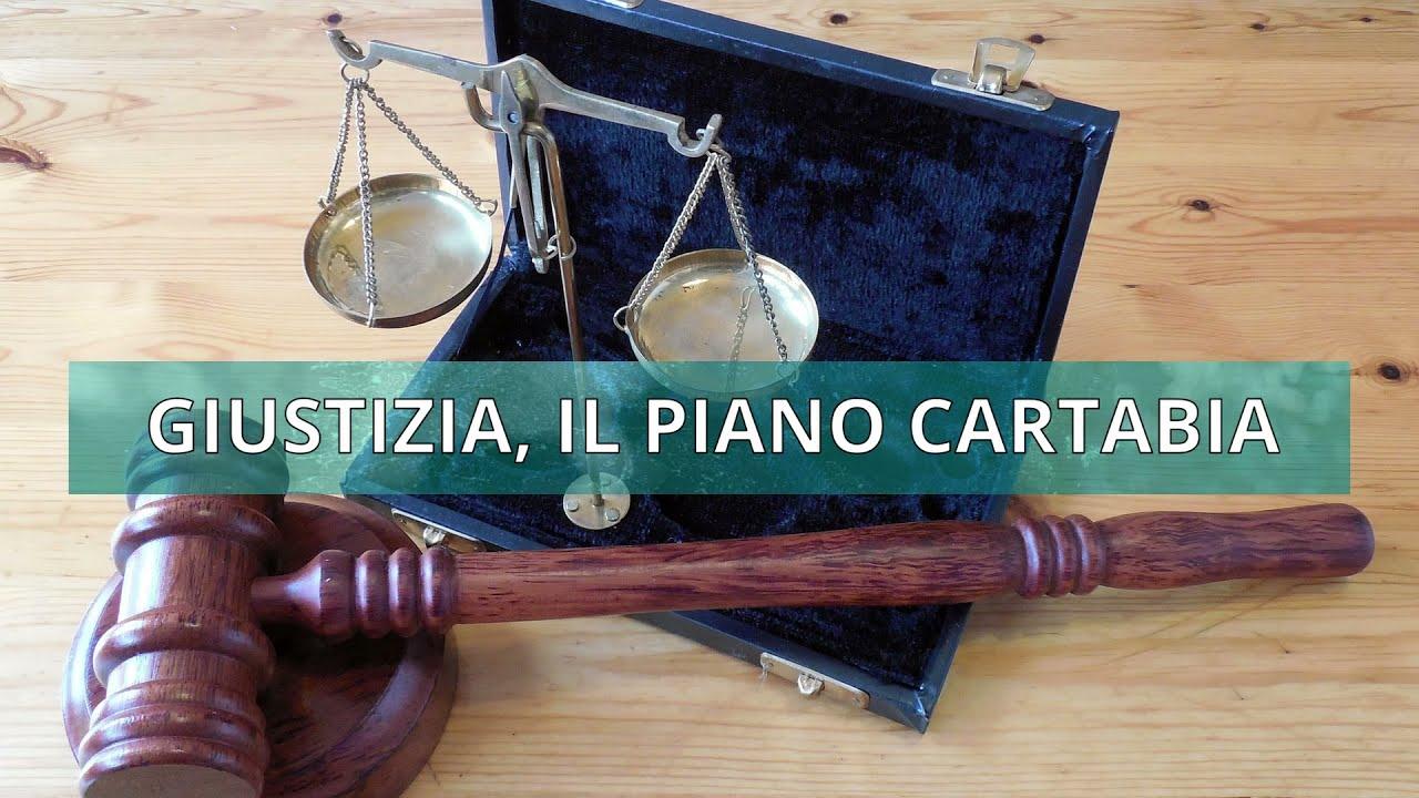 Giustizia, il piano Cartabia per la riforma