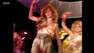Zoo - 'Love Is In Control' Top Of The Pops Donna Summer
