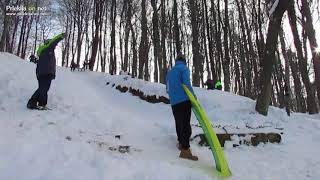 Smučarski skoki v Juršincih 2018