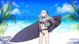 AK-15  - (Girls' Frontline) - GFL 2nd Summer Cafe Stories: AK-12