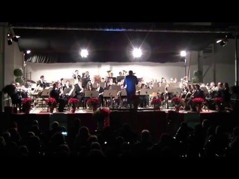 """Concerto di fine anno del 27/12/2015 Associazione """"Amici della Musica"""" di Alia I� Parte"""