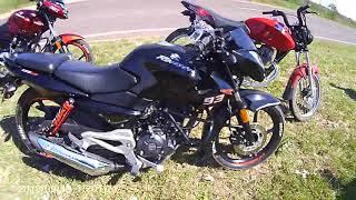 Rouser Ls135c Vs Rouser 135 Vs Honda Cg Titan 150c