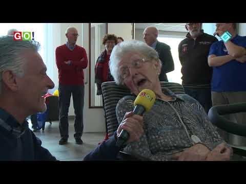 """Stichting vrienden van Old Wolde schenkt """"belevingsfietsen"""" aan bewoners. - RTV GO! Omroep Gemeente Oldambt"""