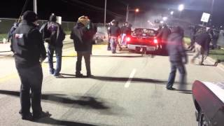 Lost Episode of Street Outlaws Chicago Street Racing