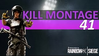 RAINBOW SIX SIEGE - Kill Montage XLI
