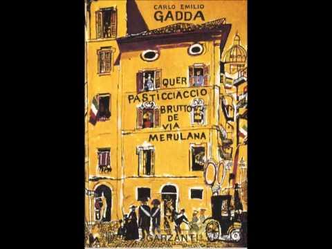 Vidéo de Carlo Emilio Gadda