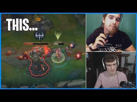 Every League of Legends Player Felt THIS Hashinshin's Plays... | LoL Daily Moments Ep 634
