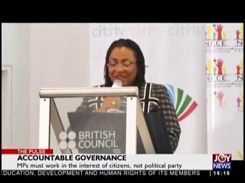 Accountable Governance - The Pulse on JoyNews (6-11-18)