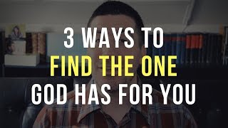 How to Find a Christian Wife or Husband: 3 Christian Relationship Tips on How to Get Married - Video Youtube