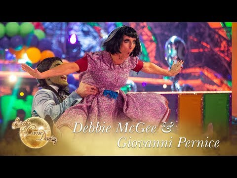Debbie & Giovanni Charleston to 'Frankie' by Sister Sledge – Strictly Come Dancing 2017