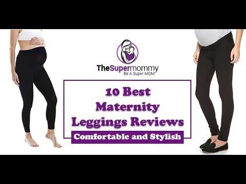 Top 10 Best Maternity Leggings Reviews 2017