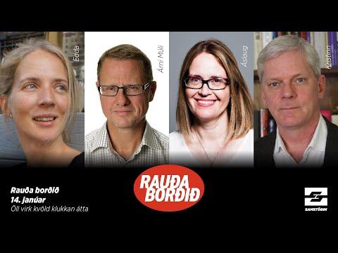 Rauða borðið: Spilling á Íslandi
