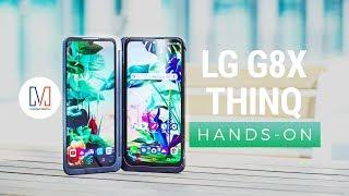 LG G8X vs LG V50: Dual Screen Made Better