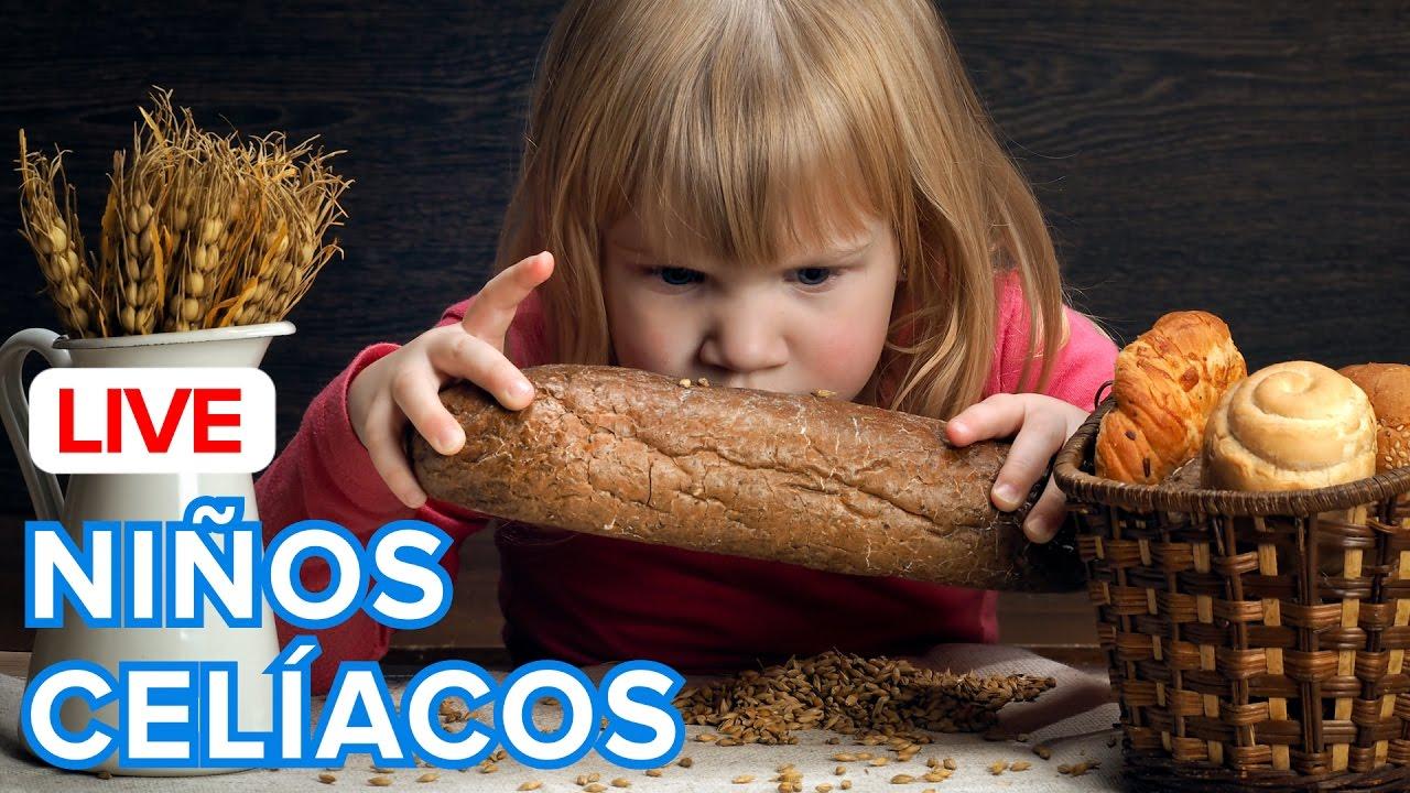 Receta de marquesas sin gluten para niños celíacos