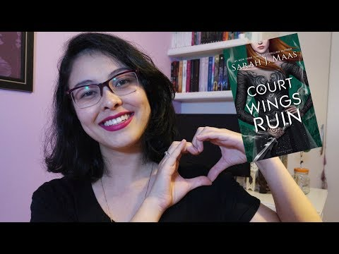 A Corte de Asas e Ruína - Sarah J. Maas (A Corte de Espinhos e Rosas #3) | Resenha