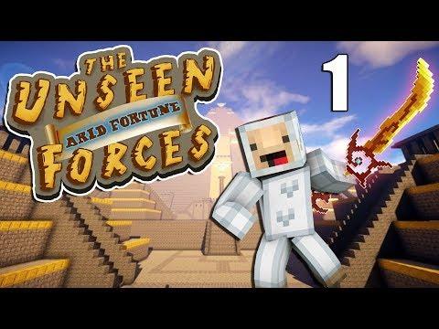 Epické 3D zbraně jsou Zpět ! - The Unseen Forces 2 - Nakashi [CZ]