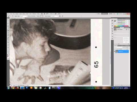 Repair Scratched And Damaged Photos With Your Favorite Image Editor