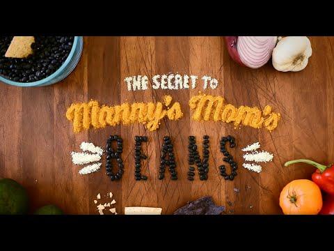 The Secret to Mannys Moms Beans