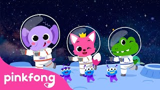 Astro-Astro! Astronaut! 🚀   Job Songs for Kids   Occupations   Pinkfong Songs for Children