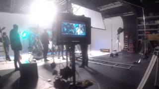The making of Tinchy Stryder ft Fuse ODG- Imperfection