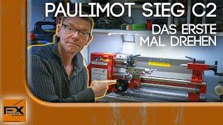 Paulimot SIEG C2 Es geht los