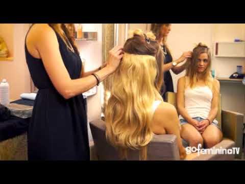 Mehr Fülle für jede Frisur: So bringen Sie ein Haarteil an