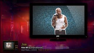 jegaTV.   Thug Love: 08. Ride Wit U (Instrumental)