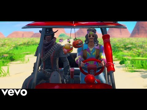 Lil Nas X - Old Town Road (Official Fortnite Movie) ft. Billy Ray Cyrus - Parody/Remake! @LilNasX