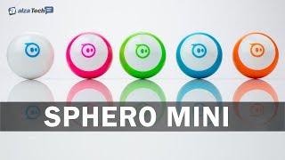 Sphero Mini: Nejvykutálenější robot v kapesní verzi! - AlzaTech #672