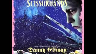 <b>Danny Elfman</b>  Edward Scissorhands  FULL ALBUM OST  HQ