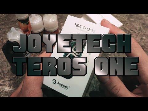 Joyetech Teros One (650mAh) - набор - видео 2