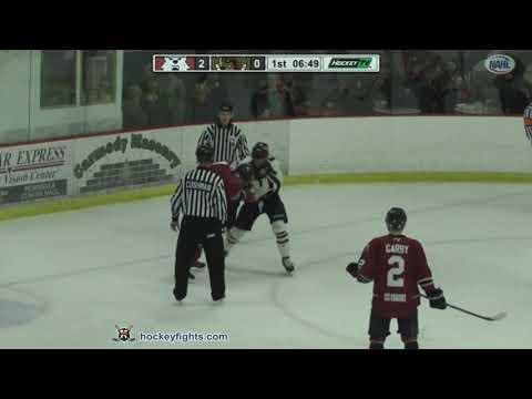 Connor Scahill vs. Tanner Edwards