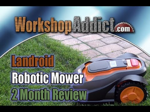 Worx Robotic Lawn Mower – Review on the Amazon