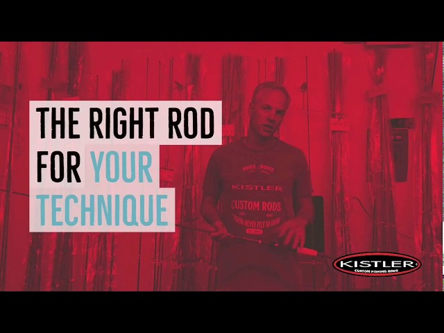 The Right Rod For Your Technique