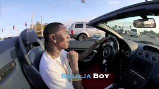 "Lil Bow Wow, Bow wow Soulja Boy on set of ""Get Money"""