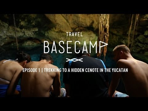 Trekking to a Hidden Cenote in the Yucatán – Travel Basecamp – Quintana Roo – MEXICO – Ep 1/6