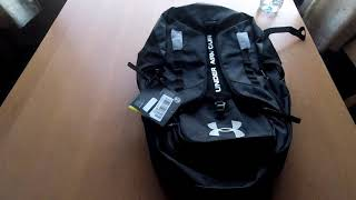 Under Armour Storm Contender Backpack Review