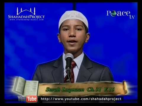 HQ: Peace Makers 2010 - Fariq Naik - Misconceptions about Islam [Part 2/9]
