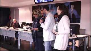 """La consegna del """"Premio Marco Moschetto"""" a Area Sanremo 2013"""