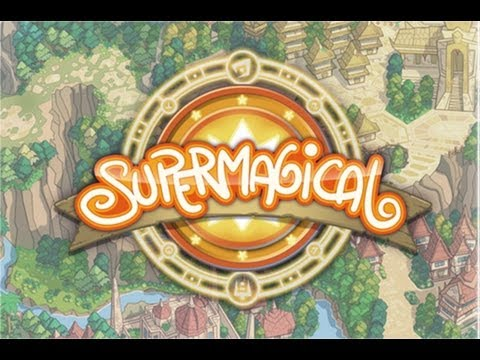 Supermagical - Universal - HD Sneak Peek Gameplay Trailer thumbnail