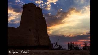 preview picture of video 'تايم لابس - الغروب - محافظة ضرماء (ضرما)'